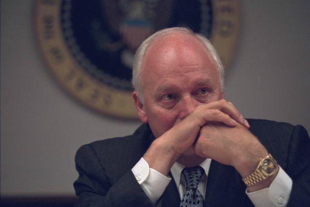 Cheney alelnök