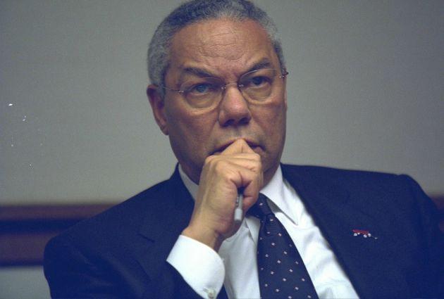 Colin Powell külügyminiszter