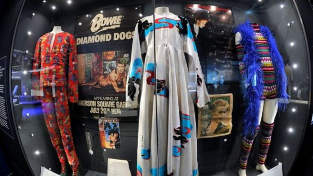 David Bowie Ziggy Stardust kosztüme
