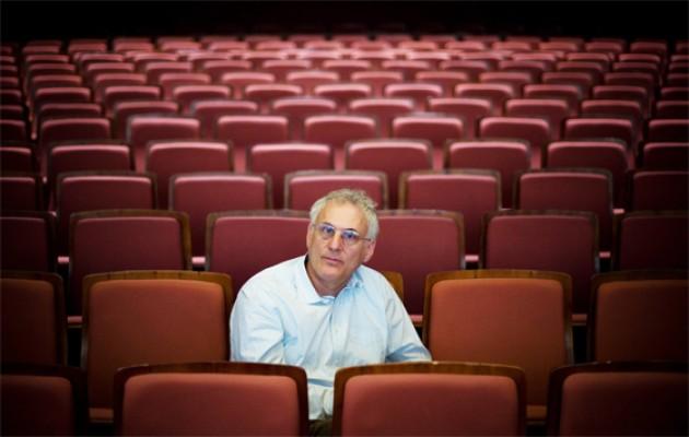 Puskás Tamás - Centrál Színház igazgatója, fotó: MTI