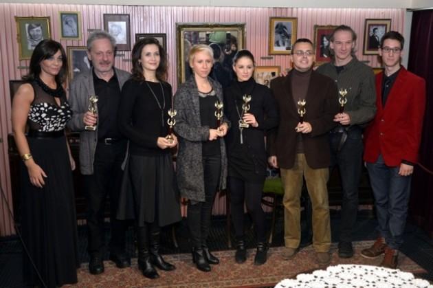 A 2014-es Arany Medál-díj nyertesei