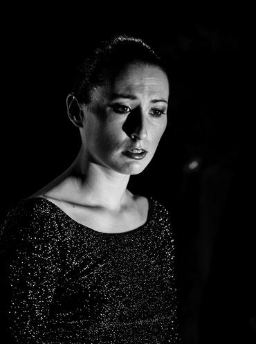 Gera Anita (Fotó: Mészáros Csaba)