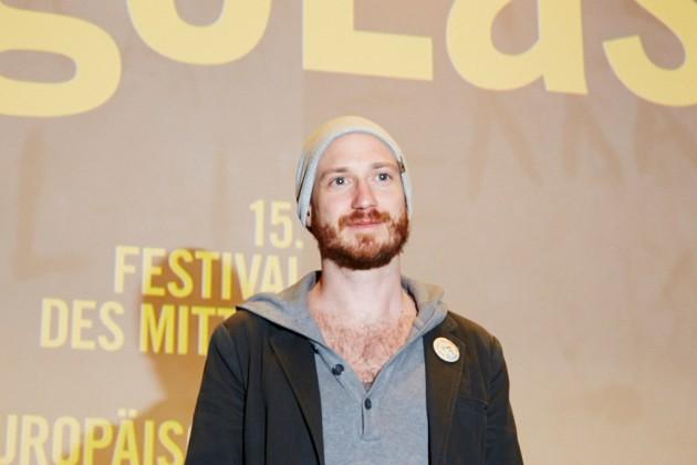Hörcher Gábor, fotó: filmfestival-goeast.de