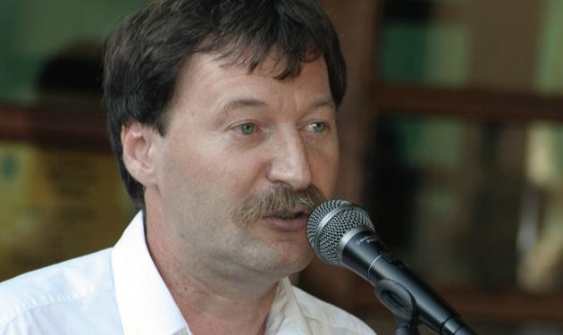 Eredics Gábor (Fotó: médiaklikk.hu)