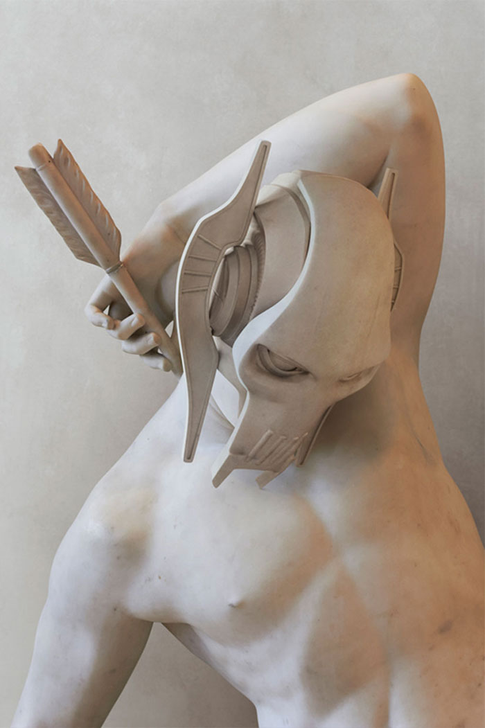 Travis Durden francia művész munkája. travisdurden.com