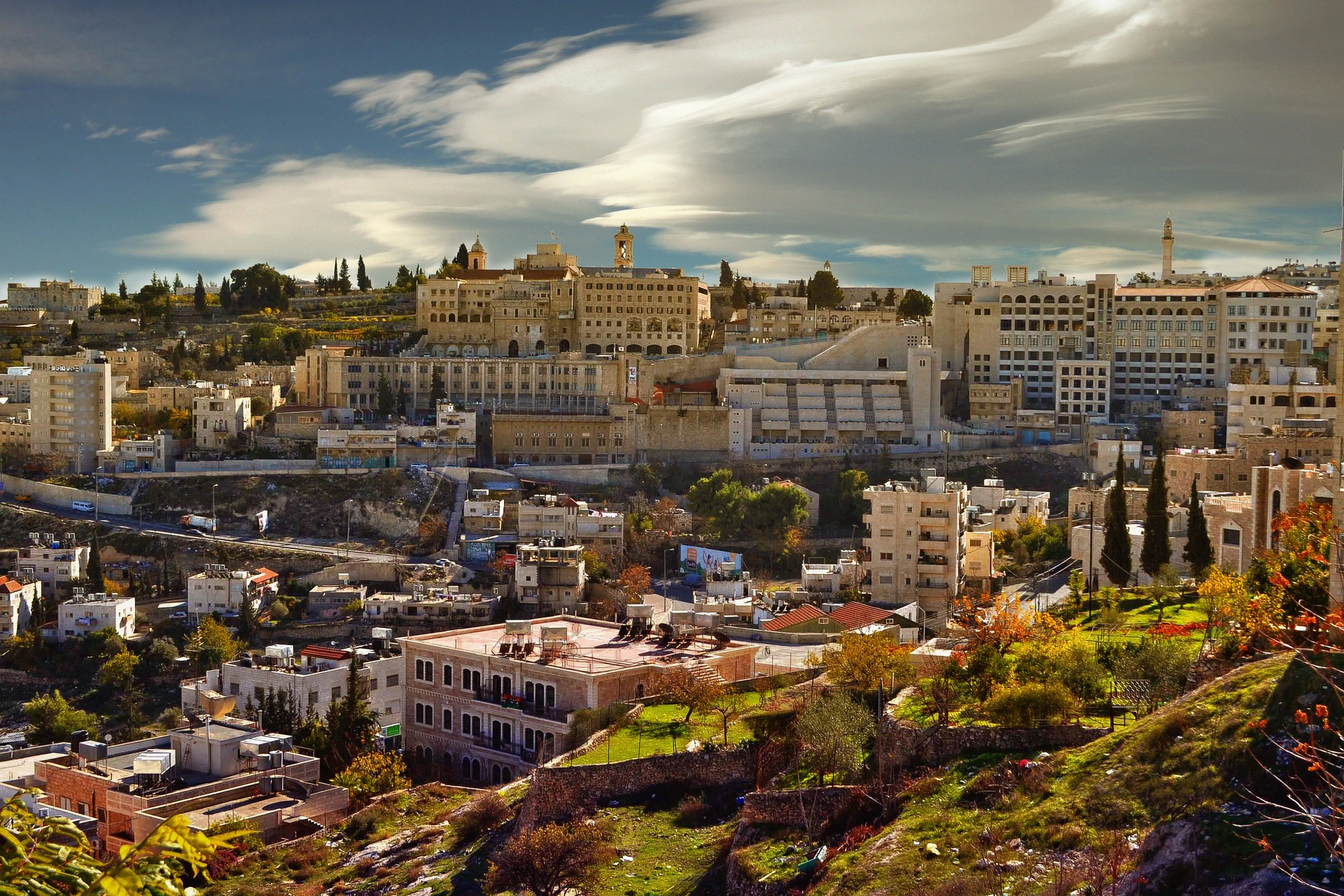 A mai Betlehem