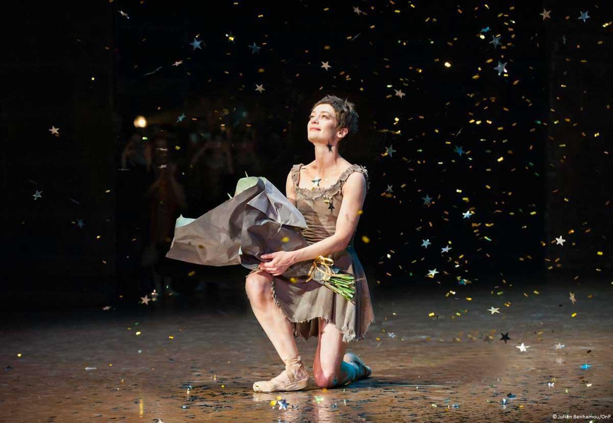A búcsúelőadás: Julien Benhamou fényképe/Opéra National de Paris