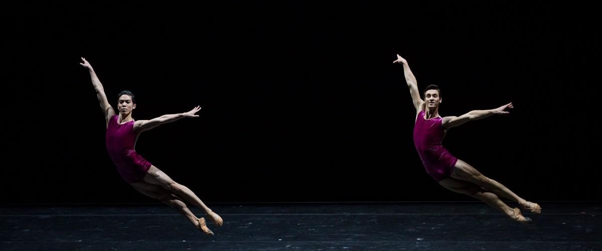Magyar Nemzeti Balett: Threestyle