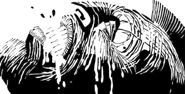 nagy kövér szőrös kakas