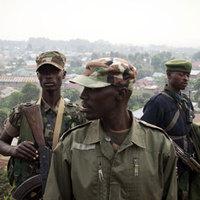 Groteszk afrikai háború nyugati hátszéllel