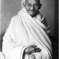 Gandhi meleg volt?