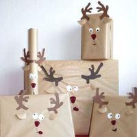 Karácsonyi készülődés 2017: Ajándékok csomagolása, 20+ ötlet