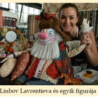 Liubov Lavrentieva különleges manói
