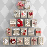 Karácsonyi készülődés 2017: 20+ adventi naptár ötlet