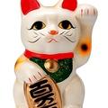 Maneki Neko - a szerencsehozó cica
