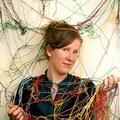 Textilművészet - Kirsten Chursinoff munkái