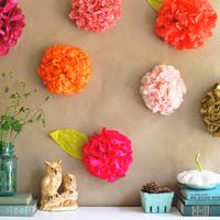 Virágzó fal