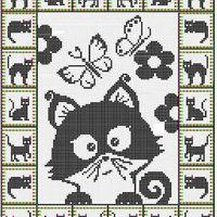 Keresztszem: macskamánia