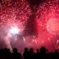 Viszlát 2008! Tűzijáték