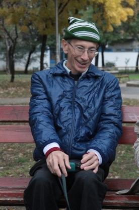 Portré Istvánról - szívesen osztja meg hétköznapjaik momentumait, amiket én eddig elképzelni sem tudtam.