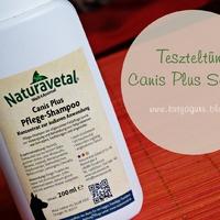 Termék teszt: Canis Plus Természetes szőrzetápoló sampon