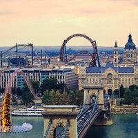 BKV-reform látványtervek: Az új budapesti hullámvasút