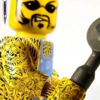 Lego tetkó