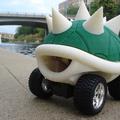 Valódi Turtle Shell Racer