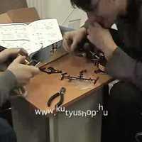 Robotkar összeszerelése néhány egyszerű lépésben