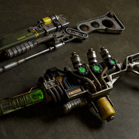 Fallout 3 Plasma Rifle from outer-sufni