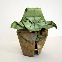 Az origami császára