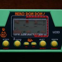Takatoku Toys Neko Don Don!