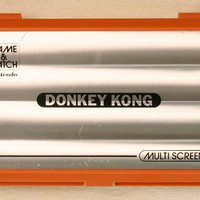 Nintendo Donkey Kong Game & Watch Multi Screen