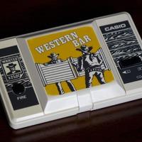 Casio Western Bar CG-300