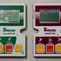 Konami Bandai Track&Field Throwing Type és Running Type