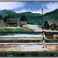 középkori falvak vs. modern Tokió