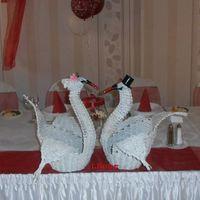 esküvői hattyúk