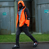 Virgil Abloh, a Louis Vuitton tervezője