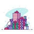 Karácsonyi ajándékbeszerző események