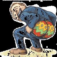 Mit tojik a nyuszi? - Bohócliga 25. forduló, beharangozó