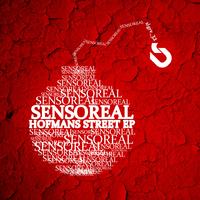 [SLGRV_32]SENSOREAL - hofmans street ep (Sologroove)