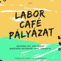 Labor Café Kreatív pályázat
