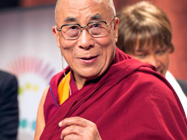 A Dalai Láma és a Labor Café