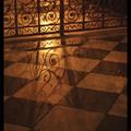 A templomlakó fény