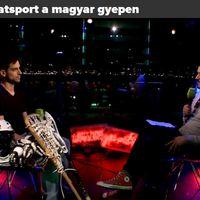 VIDEO: Urbán Dávid, az Eb főszervezője a Petőfi tévében - interjú