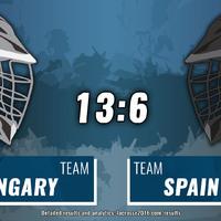 EC2016 - 4 győzelem, 4 vereség, 17. hely