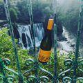 @zelnaboraszat Jajce, vízesés, Pliva. #ladatour #zelna #waterfall #bor #balatonfüred #wine
