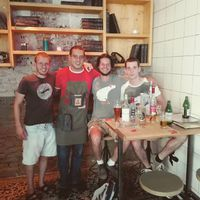 Raki at 3 pm #raketabar #sofia #bulgaria #rakia #mtvchallange #newfriend #earlydrunk #adventure