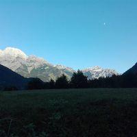 Utolsó nap az albán alpokban, holnap irány Tirana ;) #ladatour #alpbes #albania #mountains #teth #nature #wild #panorama