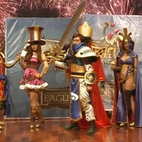 League Of Legends Cosplay Team- Magyarország